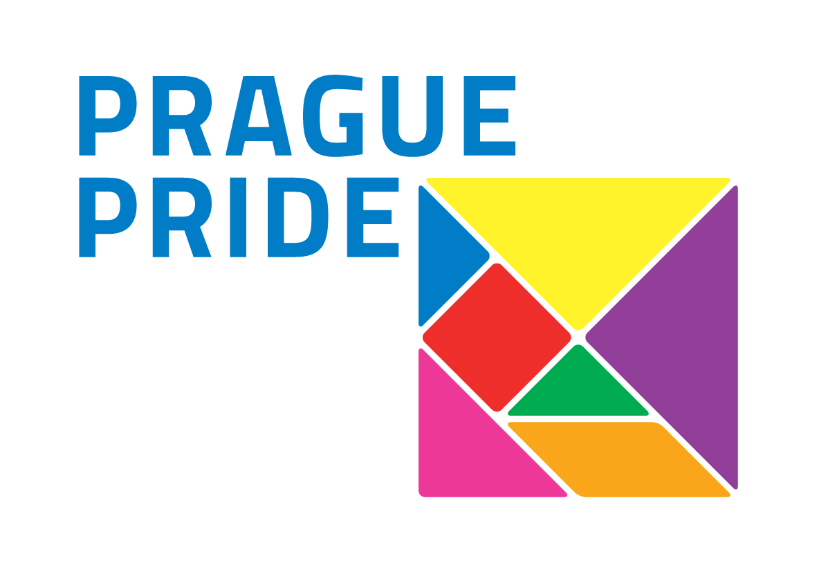 Výsledek obrázku pro prague pride logo